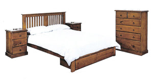 Manchester Double Bed Frame