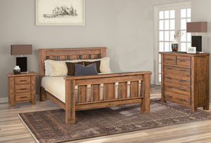 Mojo Queen Bed Frame