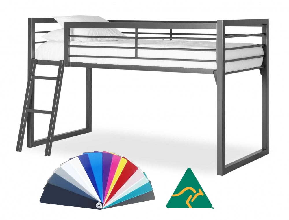 Nash Cabin Bunk Bed - King Single