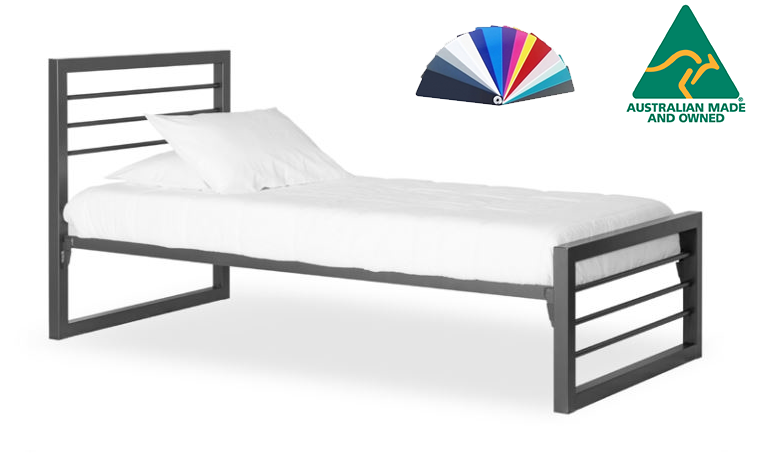 Nash Single Bed Frame