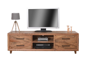 Pavilion TV Unit - Large