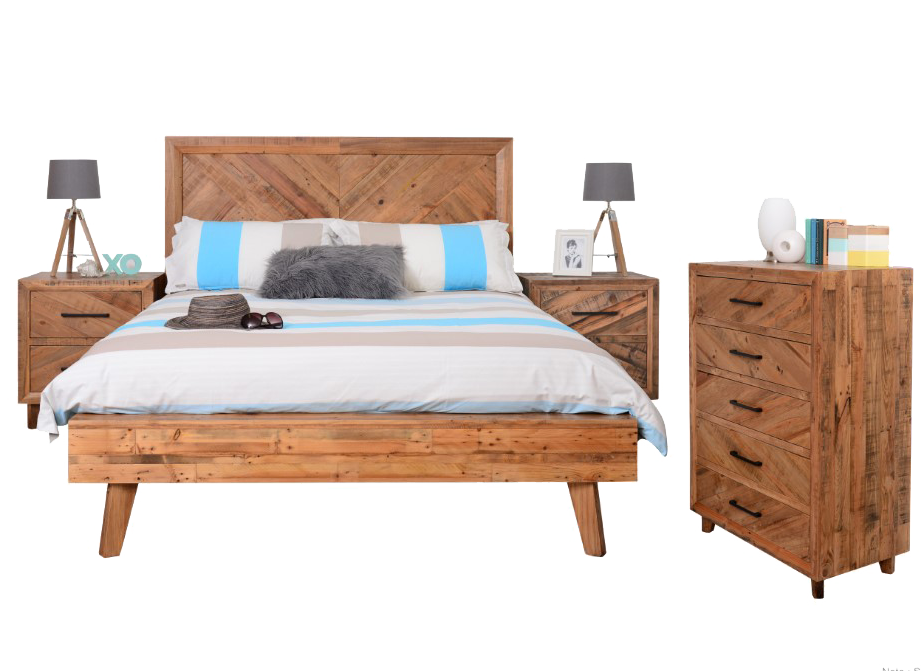 Pavilion Queen Bed Frame