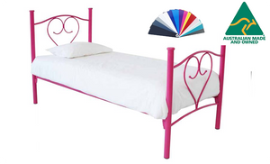 Roxy King Single Bed Frame