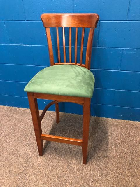 Timber barstool