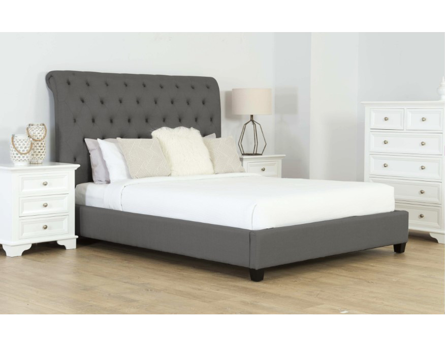 Ashbrook King Bed Frame Bedland Furniture