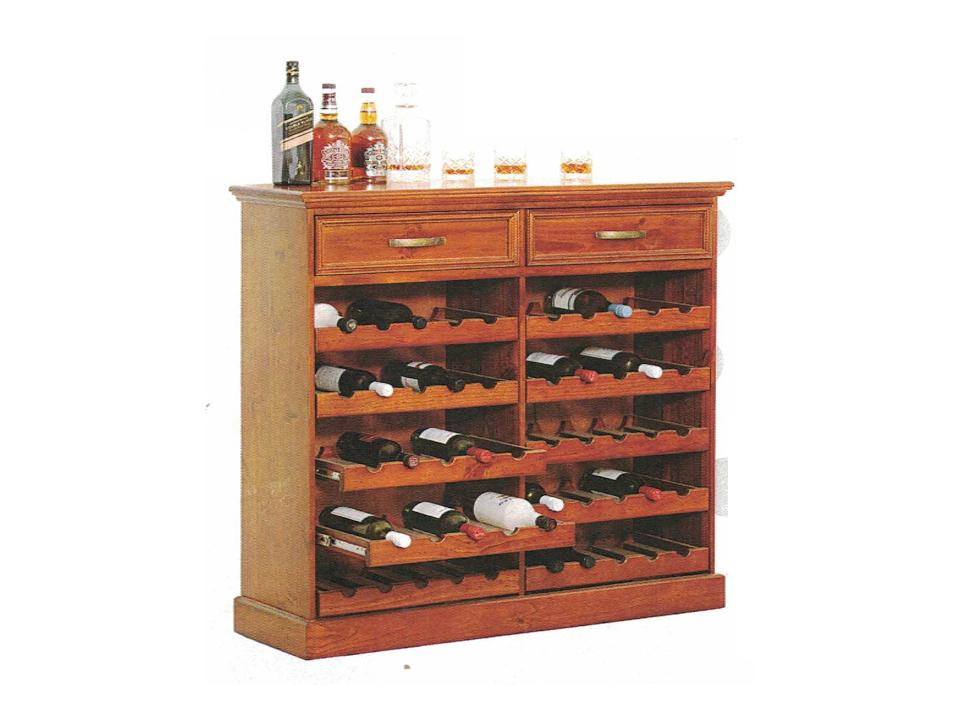 Barossa Wine Rack Large