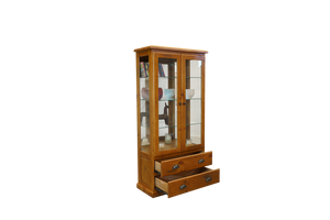 Drover Display Cabinet - Large