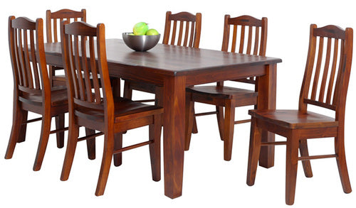 Everlynn 7 piece dining suite