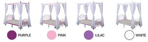 Kids 4 Poster Bed Frame - Single Bed
