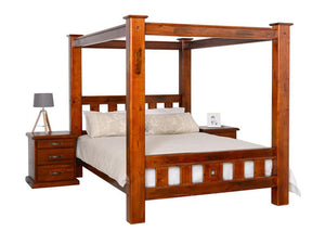 Fitzroy 4 Poster Bed Frame