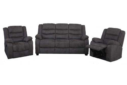 Fitzroy 3 Seat R R Lounge Suite Bedland Furniture