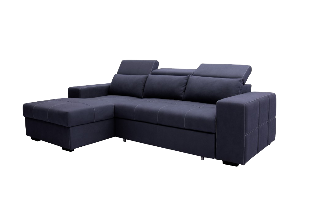 Francis 2+Chaise / Sofabed / Storage