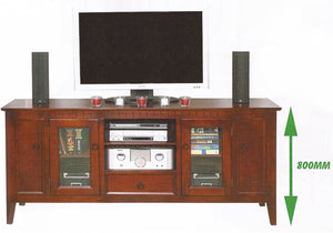 Gallery High TV Unit - Large