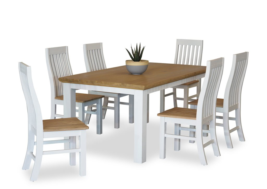 Hampton 7 Piece Dining Suite