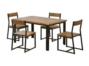 Ironstone Dining Suite - 5 Piece Dining