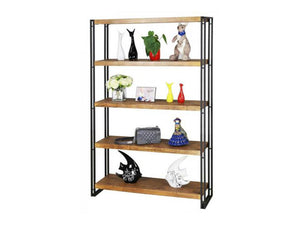 Ironstone Bookcase - Large
