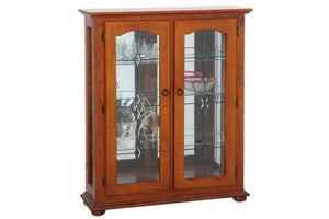 Mayfair Crystal Display Cabinet - Small