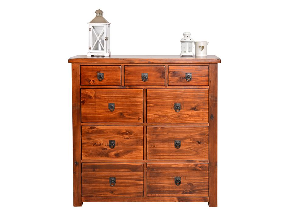 Napier Tallboy - 9 Drawer