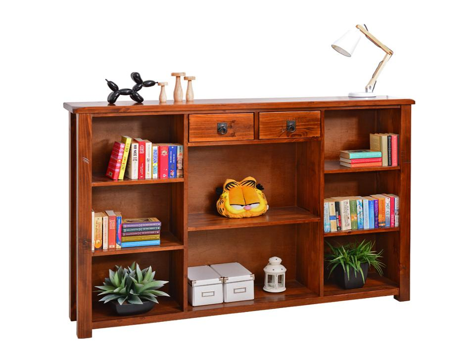 Napier Bookcase - Low