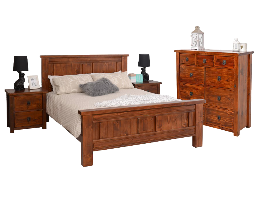 Nara King Bed Frame