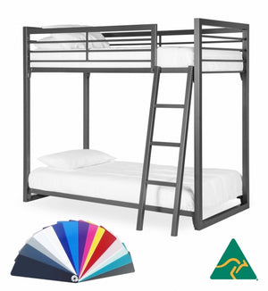 Nash Bunk Bed - King Single