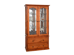 Parlour Display Cabinet - Large