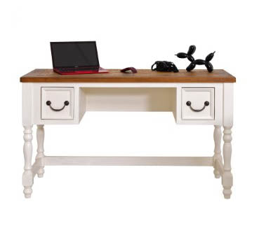 Portman Desk - 2 Draw Small