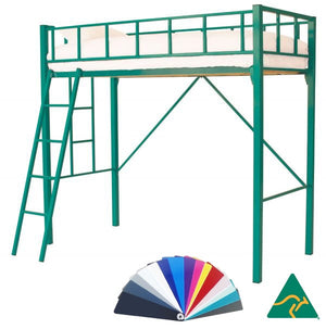 Royal Loft Bunk Bed - King Single Bed