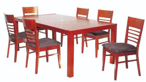 Soprano Dining Suite - 7 Piece