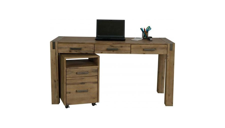 Stirling Desk - 3 Draw