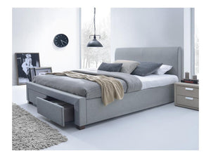 Storage King Bed Frame