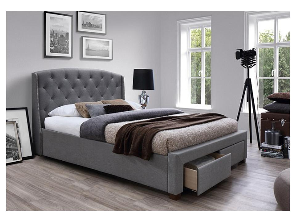 Tropez Queen Bed Frame