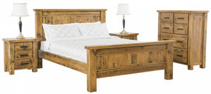 Woolbarn King Bed Frame