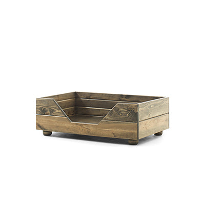 Wood Dog Lounger Small-Medium | B&B Kustom Kennels
