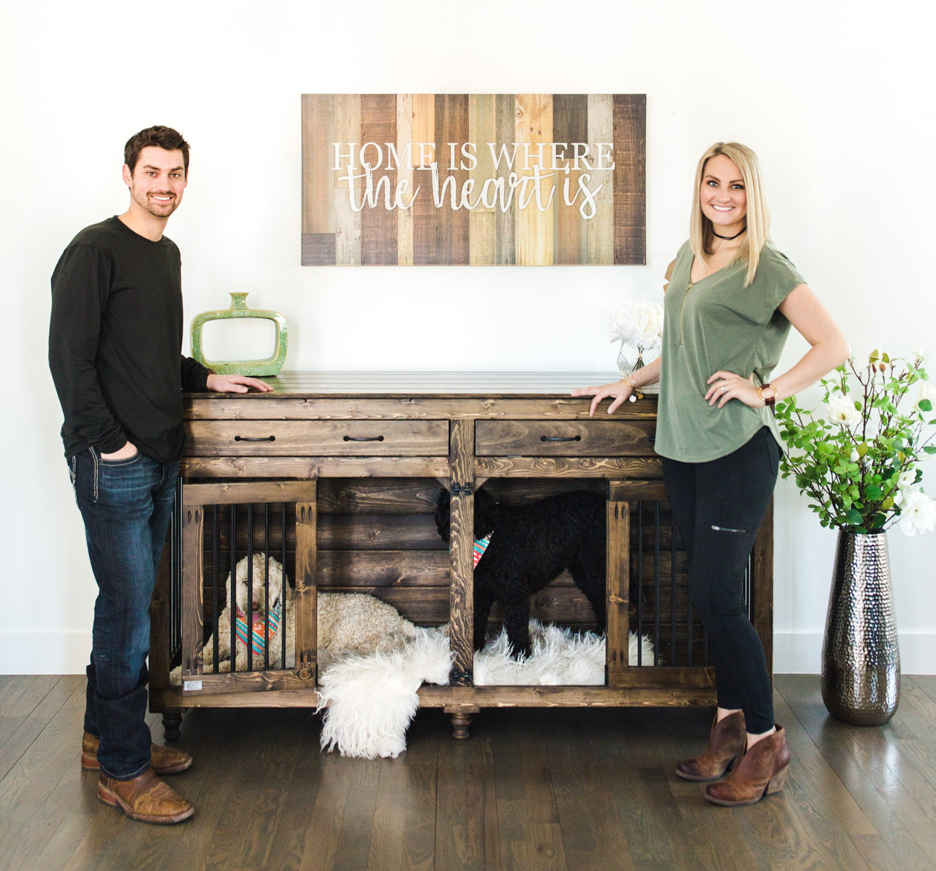 B&B Kustom Kennels | Bethany and Brody Rathman