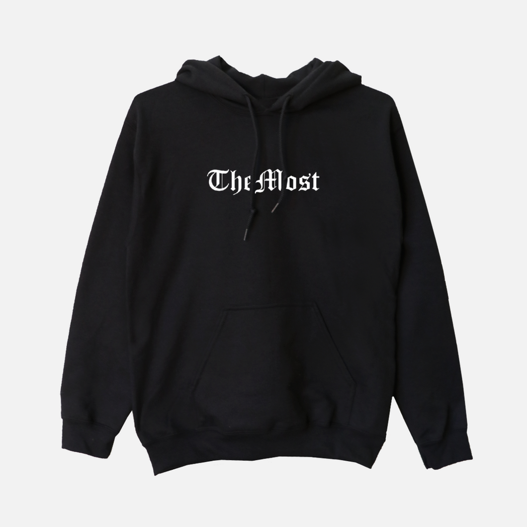 The Most Old English Hoodie