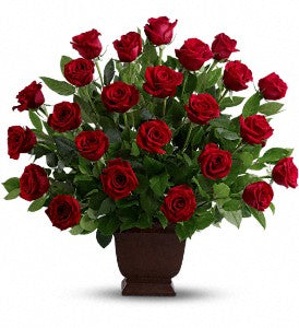 EA 1205 I really love YOU Blast 25 red rose arranged