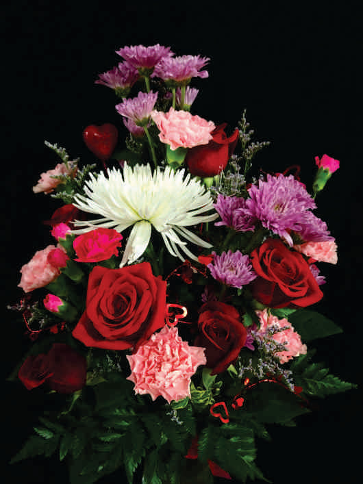 EA 1242 Charming mix bouquet