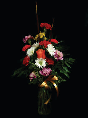 EA 1213 Pleasant mix bouquet