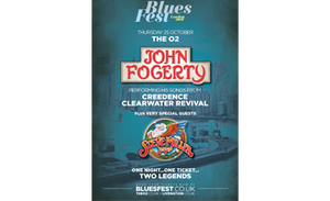 John Fogerty and Steve Miller Band Confirmed For Opening Night Of BluesFest 2018