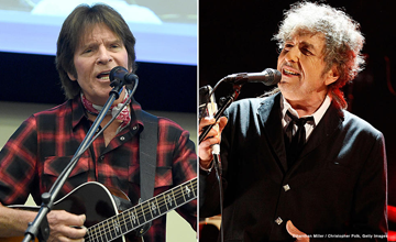 How Bob Dylan Talked John Fogerty Into Playing CCR Songs Again