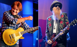 John Fogerty, ZZ Top Plot Joint 'Blues and Bayous' Tour
