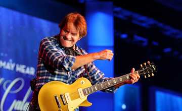 Music Legend John Fogerty Joins Petros And Money