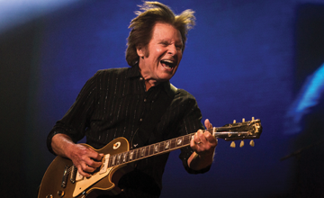 John Fogerty still chooglin' along