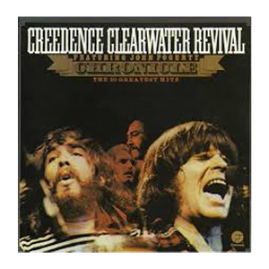 Creedence Clearwater Revival - Chronicle: The 20 Greatest Hits • CD