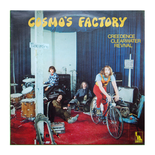 Creedence Clearwater Revival - Cosmo's Factory • CD (Remastered)
