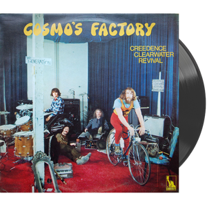 Creedence Clearwater Revival - Cosmo's Factory • Vinyl LP