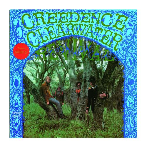 Creedence Clearwater Revival • CD (Remastered)