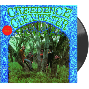 Creedence Clearwater Revival - Creedence Clearwater • Vinyl LP