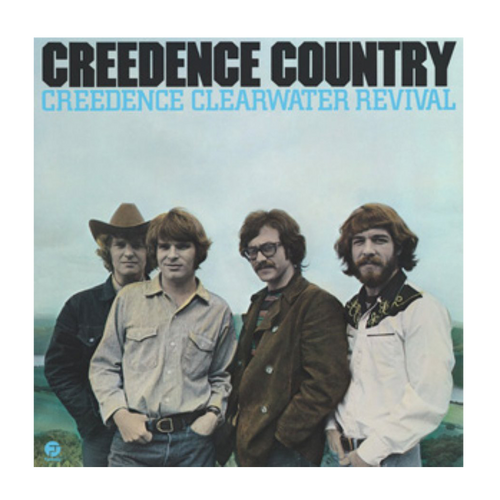 Creedence Clearwater Revival - Creedence Country • CD